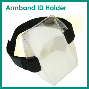 Click here to see Armband ID Holder