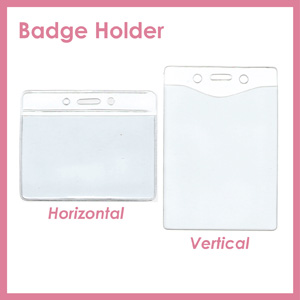 Click here to see Badge Holder