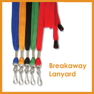 Click here to see Breakaway Lanyard