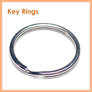 Click here to see Key Rings/Split Rings