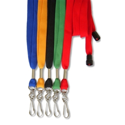 Breakaway Lanyard With Swivel Hook